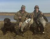 Guided Duck Hunt - Mound City. Missouri - 855-473-2875